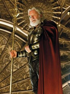 Odin by Sir Anthony Hopkins
