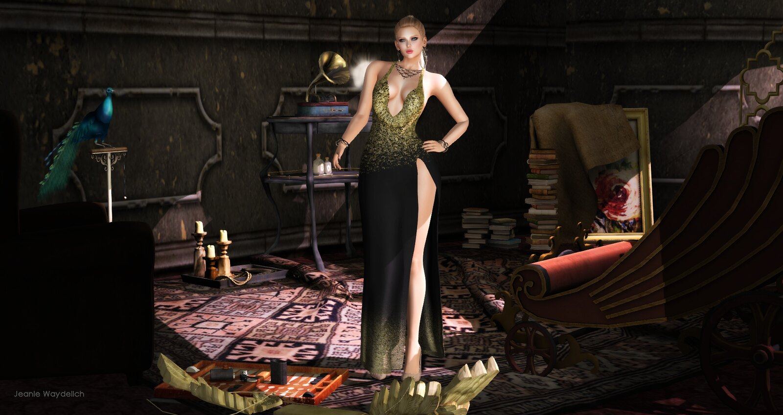 LOTD 855 -  Party time