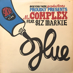 MR.COMPLEX:GLUE(JACKET A)