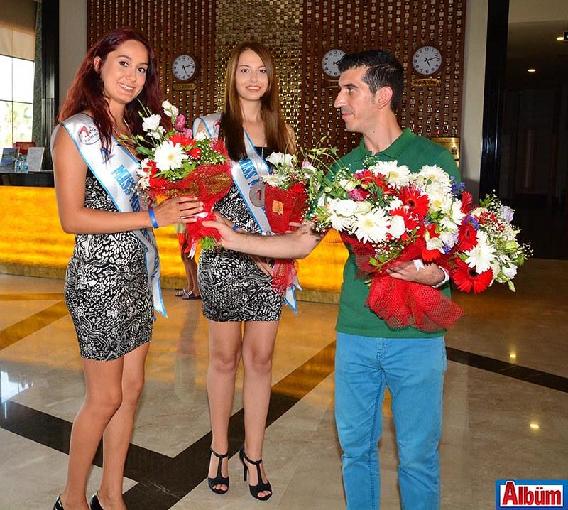Miss Mediterranean 2017 Finalistleri Side'de -13