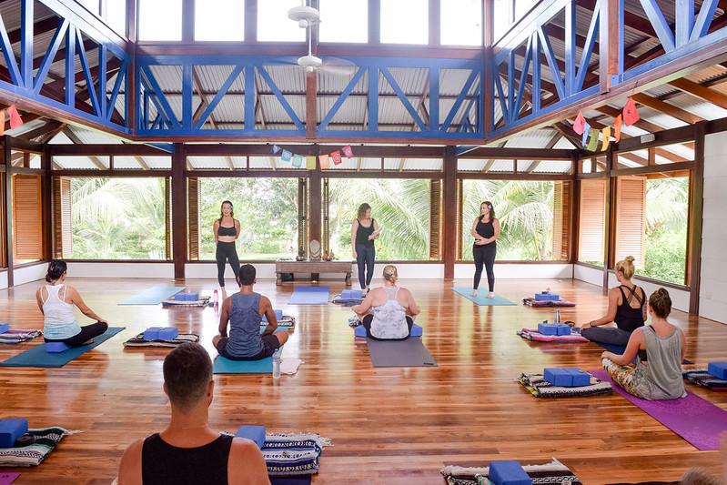 June 2017 200-hour Yoga Teacher training