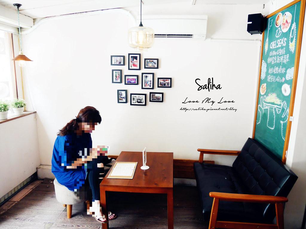 台北公館台電大樓站餐廳推薦Chelseas雀兒小餐館 (26)