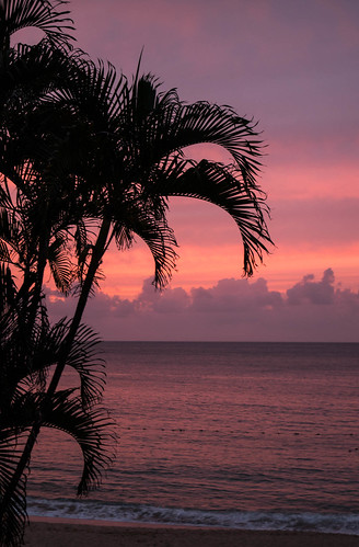 caribbean stlucia westindies sea sunset water