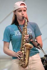 Charlotte On Sax