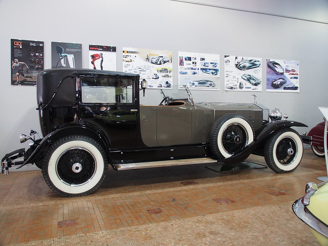 1928 Rolls Royce Phantom I Riviears Town Car 3