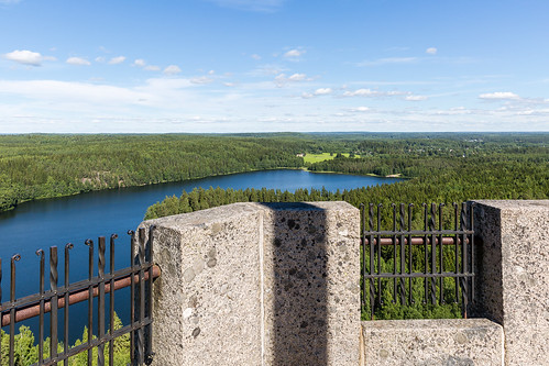 hämeenlinna suomi finland aikamatkaajat alienskin exposure aulanko aulangonnäkötorni aulankoobservationtower vesi water aulangonjärvi
