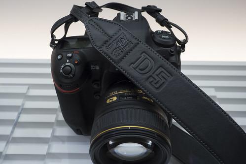 nikon D5 100Year model