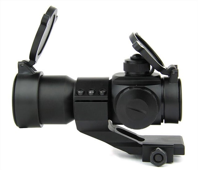 ak47 mount 3x magnifier & red dot8
