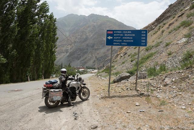 Tajik Pamir-60