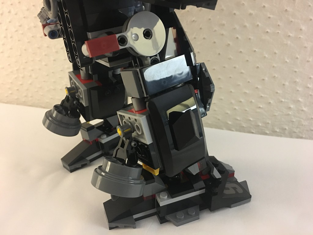 70613 garma mecha man pictorial review lego action and adventure