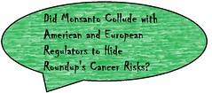 Roundup Regulatory Collusion