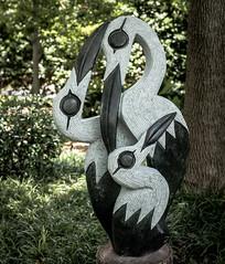 Zimsculpt, Dallas Arboretum