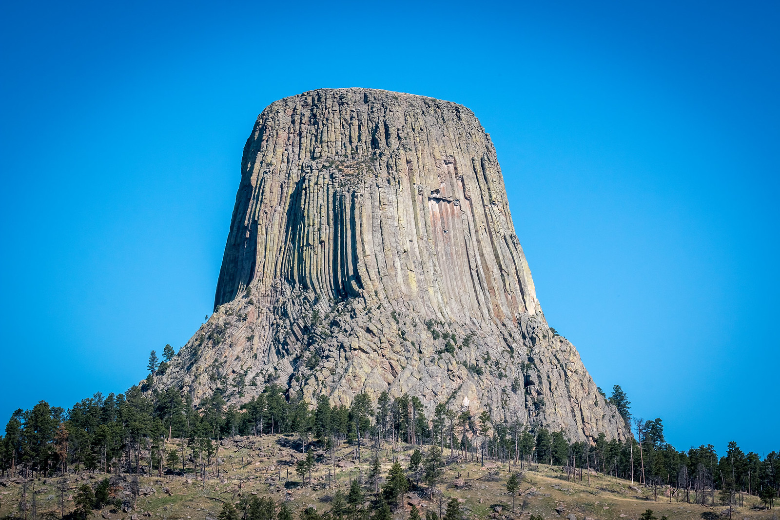 Devils Tower - Wyoming - [USA]