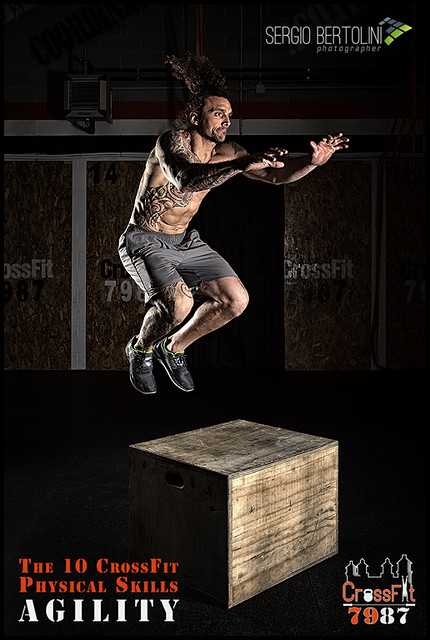 The 10 CrossFit Physical Skills