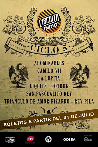 Circuito Indio | CICLO 5