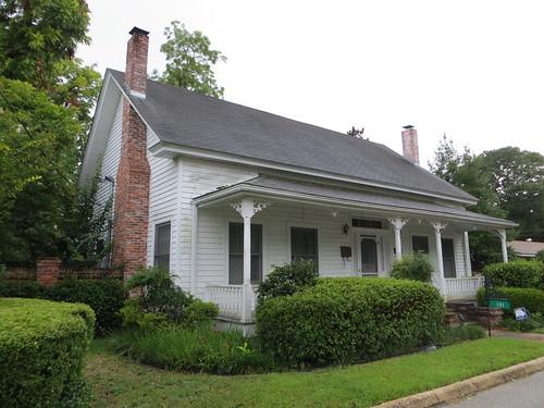 Samuel Lawson Dowling House Ozark AL