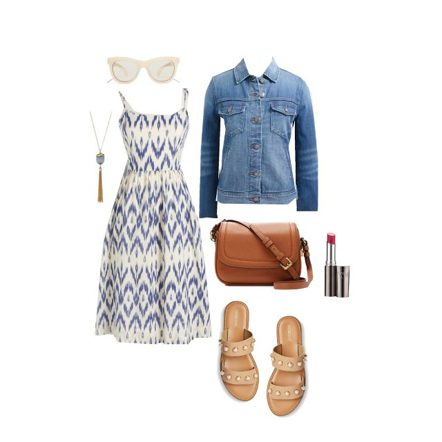 What I Wish I Wore, Vol. 193 - I Can't Quit Ikat   Style On Target blog