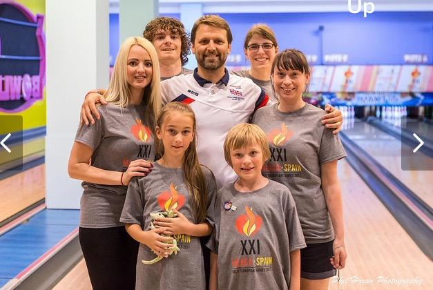 Paul Reynolds: World Transplant Games 2017