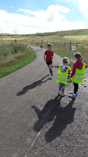 Gedling junior parkrun 23rd july 2017