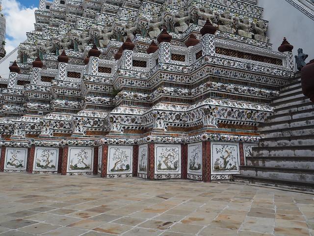 P6233152 ワット・アルン(暁の寺/Wat Arun) バンコク3大寺院 bangkok thailand