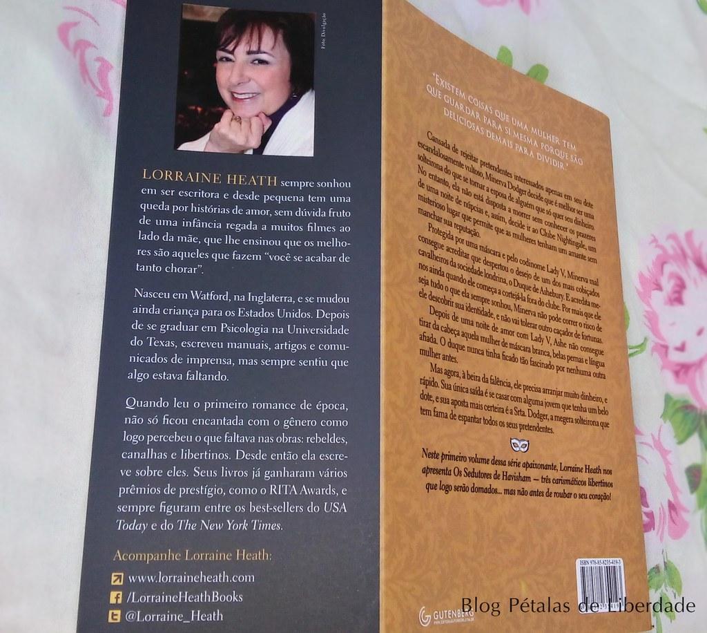 Resenha, livro, Codinome-Lady-V, Lorraine-Heath, Editora-Gutenberg, opiniao, critica, fotos, imagem, romance-de-epoca, trecho, quote