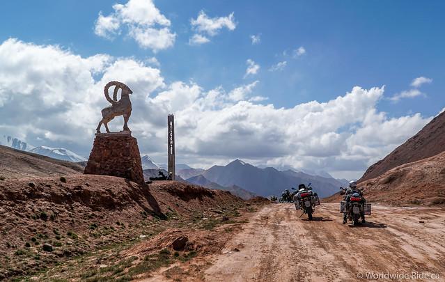 Tajik Kyrgy Border