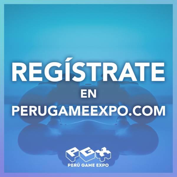 PGX - El Festival de Videojuegos Peruanos | Entradas Disponibles