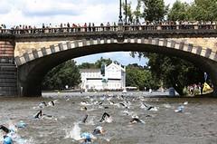 Praha přiláká koncem července hvězdy světového triatlonu