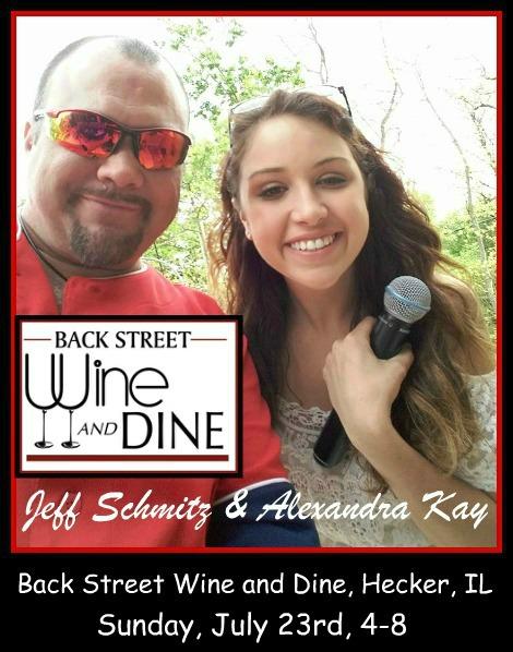 Jeff Schmitz & Alexandra Kay 7-23-17