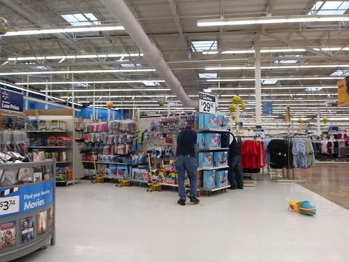 walmart supercenter murdock store portcharlotte fl florida remodel aisle