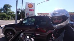 Car texting next to Ben