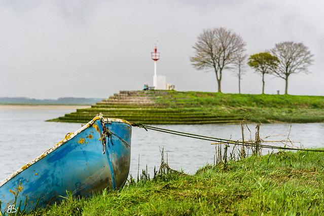 La barque, Nikon D7100, Sigma 24-70mm F2.8 IF EX DG HSM