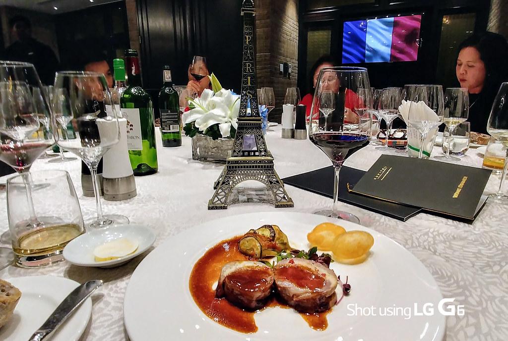 Sofitel French Dinner