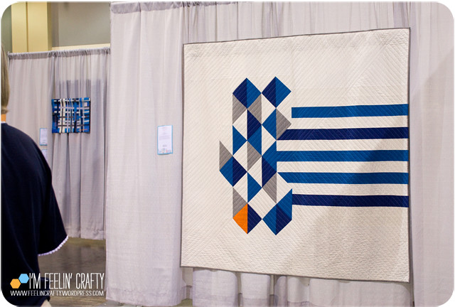 Running Away-Quiltcon-ImFeelinCrafty