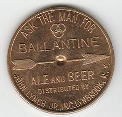 Ballantine Spinner obverse