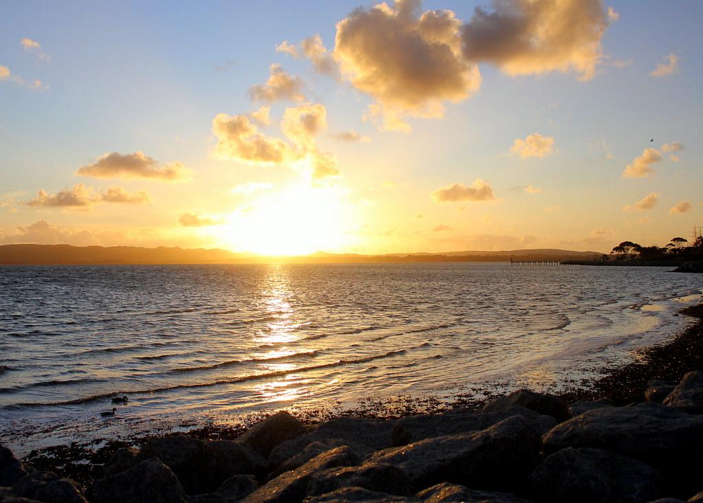albany-sunset