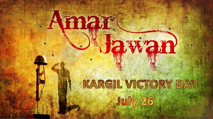Kargil Vijay Diwas 2019 Inspiring Quotes, Slogans, Images, SMS