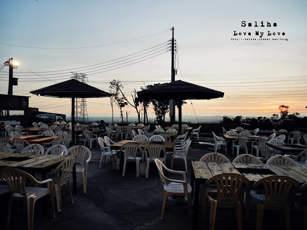 台中沙鹿區夜景餐廳推薦蠔膽你來露天燒烤吃到飽 (22)