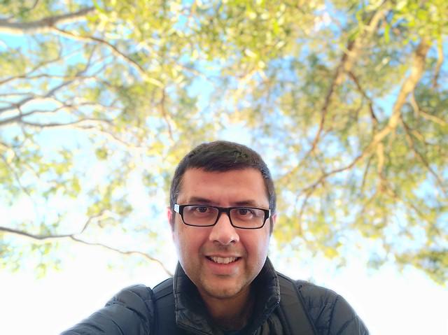 OPPO R11 photo example selfie