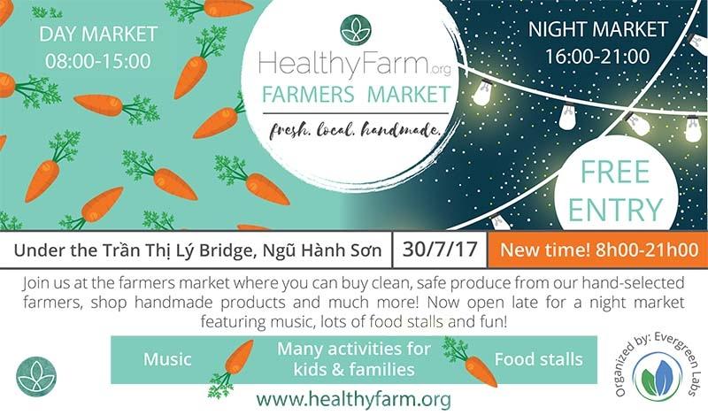 HealthyFarm - Farmer Market
