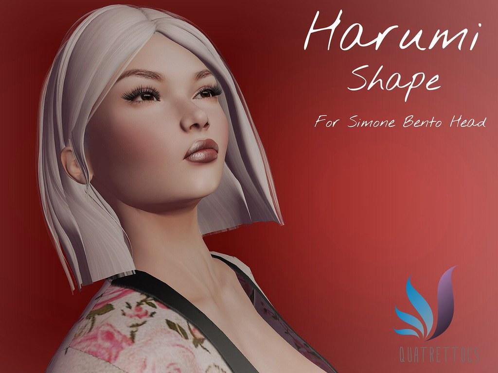 ?Harumi Shape? - SecondLifeHub.com