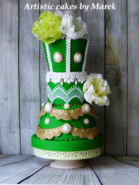 Cake from Artistic Cakes by Marek