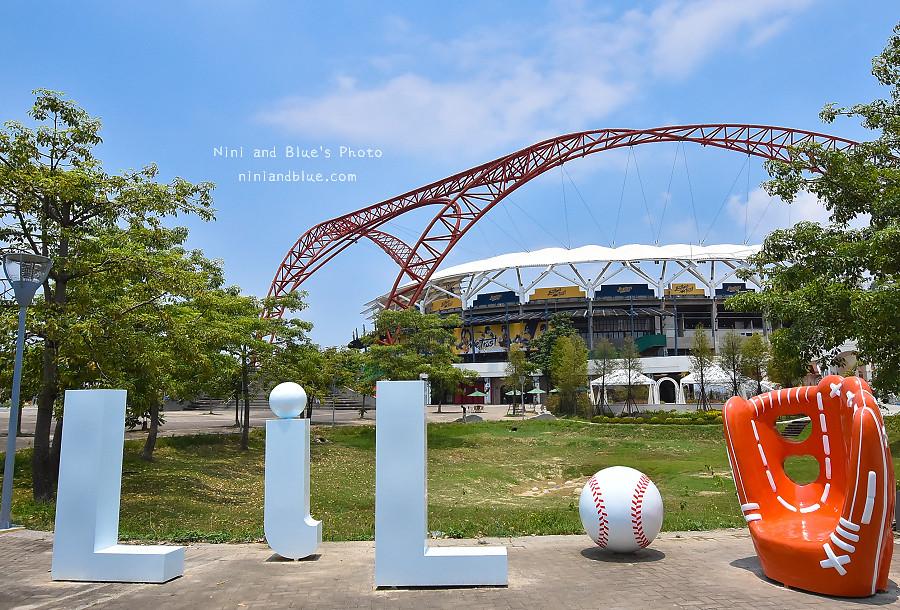 台中旅遊景點洲際棒球場棒球故事館24