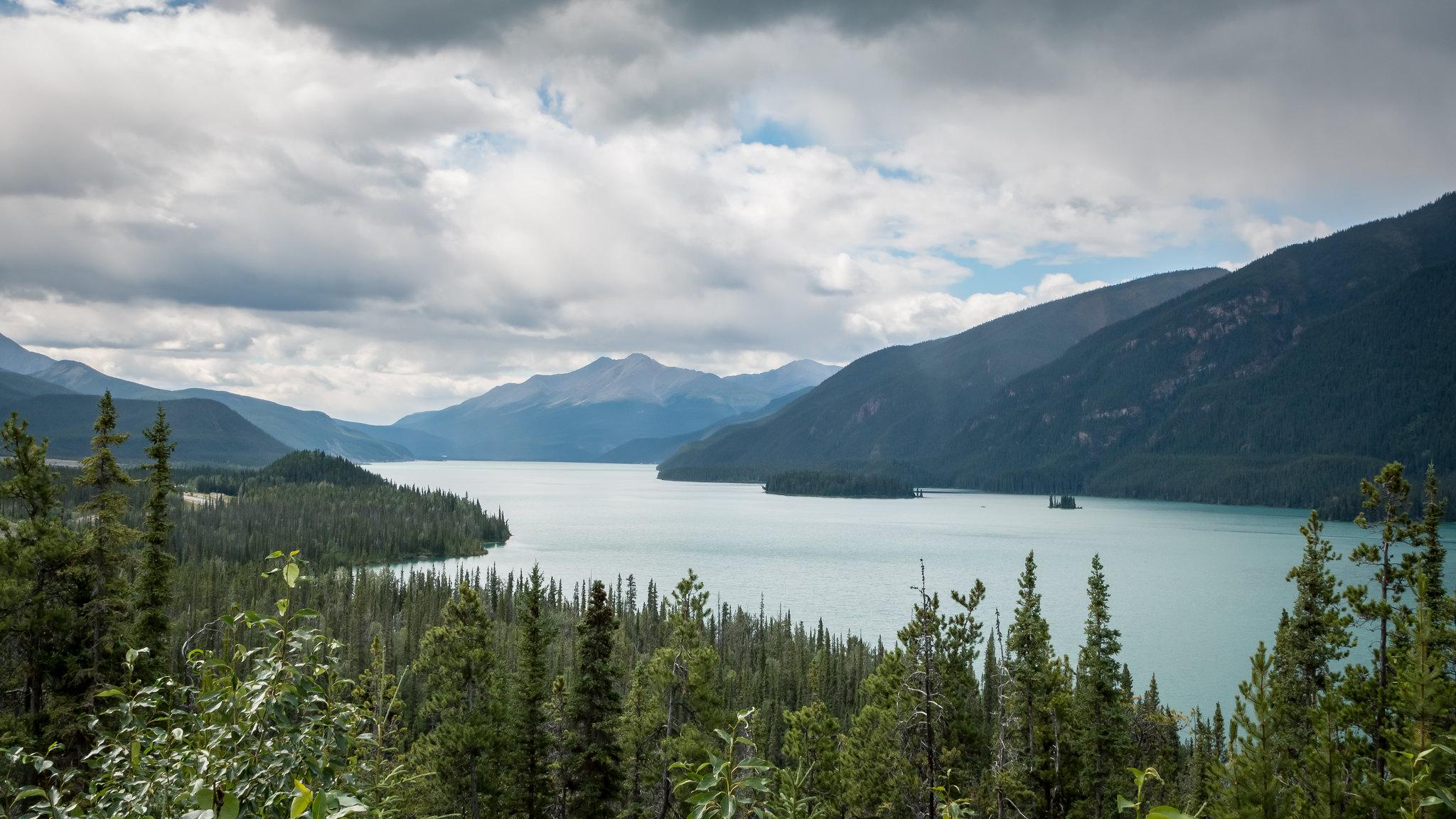 Alaska Hightway - Yukon - [Canada]