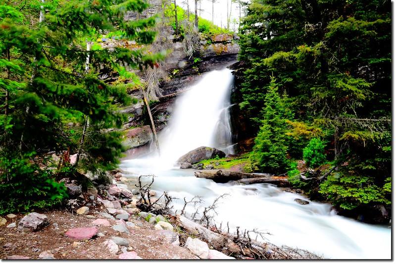 Baring Falls 2
