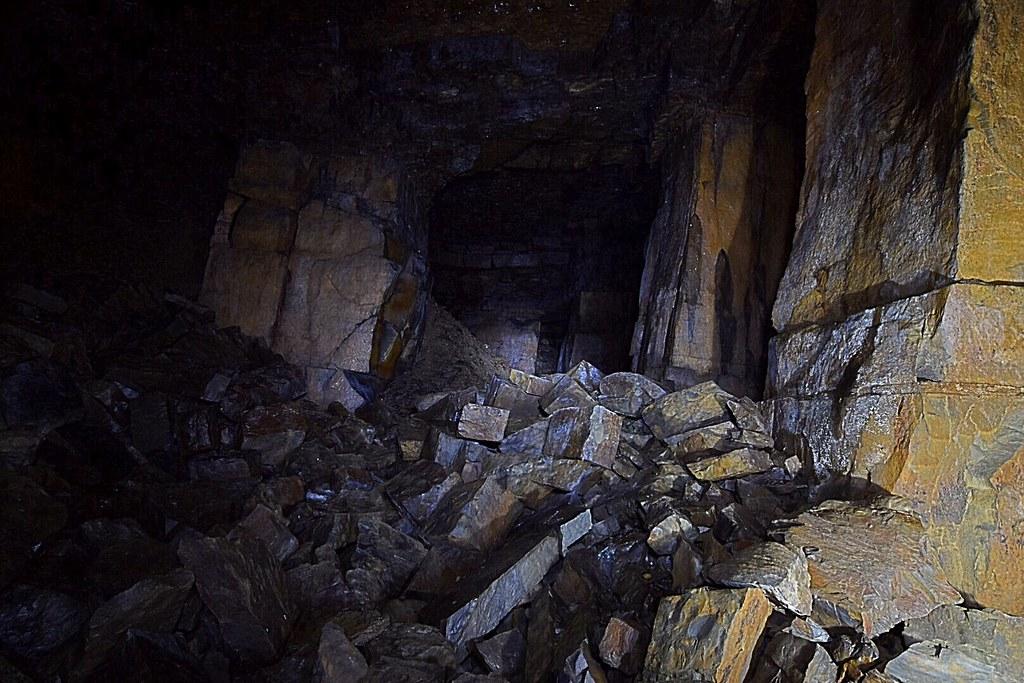 Scout mine