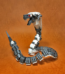 LEGO Mecha King cobra-01