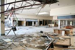 Lincoln Mall Demolition