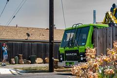 New Lompoc Garbage Truck