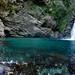 澳花瀑布全景